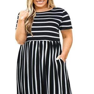 Plus sized maxi dress *Brand new*